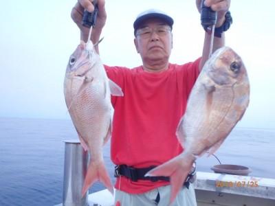 秀吉丸の2018年7月25日(水)1枚目の写真