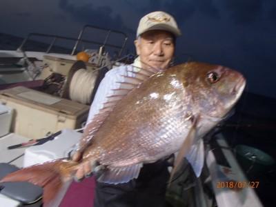 秀吉丸の2018年7月27日(金)3枚目の写真