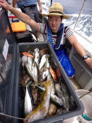 第一海友丸の2018年7月21日(土)4枚目の写真