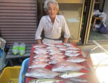 奥村釣船の2018年7月30日(月)2枚目の写真