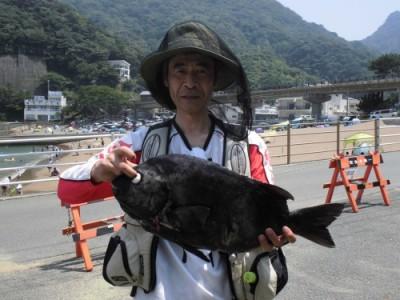 磯釣佐市丸の2018年8月3日(金)1枚目の写真