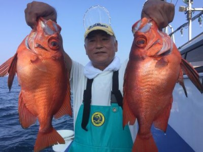 敷嶋丸の2018年8月5日(日)2枚目の写真