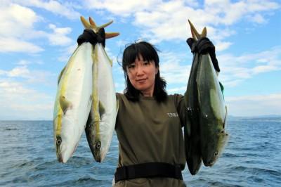 西岡遊漁の2018年7月31日(火)1枚目の写真