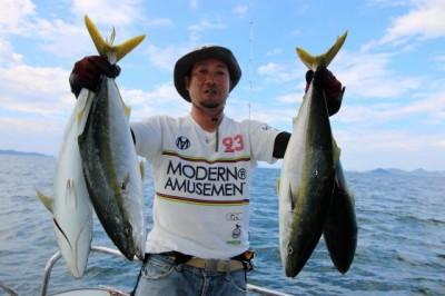 西岡遊漁の2018年7月31日(火)3枚目の写真