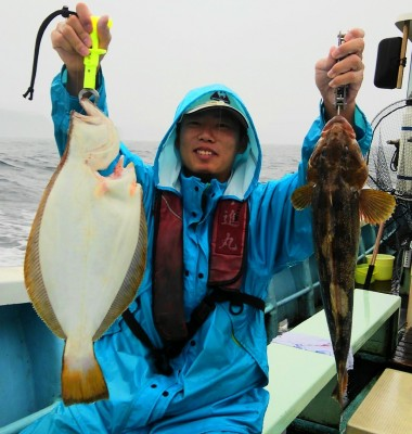 佐々木釣具店 平進丸の2018年8月5日(日)1枚目の写真
