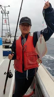第一海友丸の2018年8月6日(月)1枚目の写真