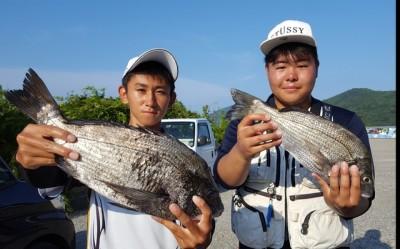 乙島丸の2018年8月3日(金)1枚目の写真