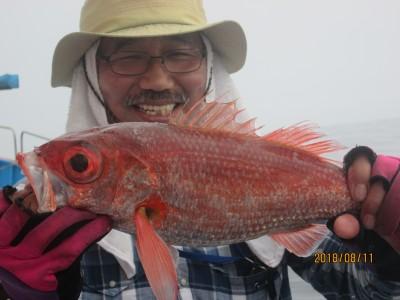 第六隆栄丸の2018年8月11日(土)1枚目の写真