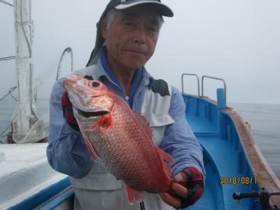 第六隆栄丸の2018年8月11日(土)4枚目の写真