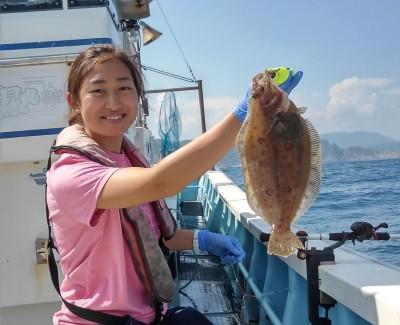 佐々木釣具店 平進丸の2018年8月14日(火)2枚目の写真