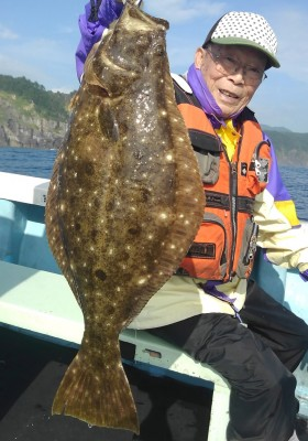 佐々木釣具店 平進丸の2018年8月14日(火)3枚目の写真