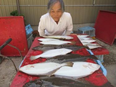 奥村釣船の2018年8月17日(金)3枚目の写真