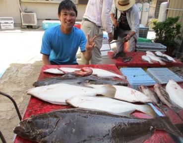 奥村釣船の2018年8月18日(土)1枚目の写真