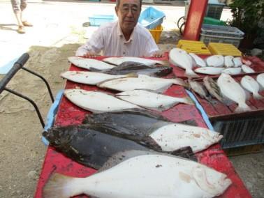 奥村釣船の2018年8月18日(土)3枚目の写真