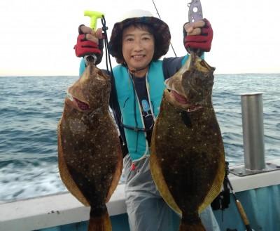 佐々木釣具店 平進丸の2018年8月18日(土)1枚目の写真