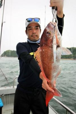 西岡遊漁の2018年8月15日(水)5枚目の写真