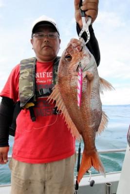 西岡遊漁の2018年8月16日(木)5枚目の写真