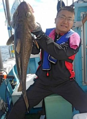 佐々木釣具店 平進丸の2018年8月22日(水)1枚目の写真