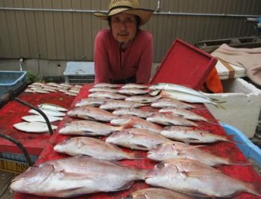 奥村釣船の2018年8月19日(日)2枚目の写真