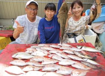 奥村釣船の2018年8月21日(火)1枚目の写真