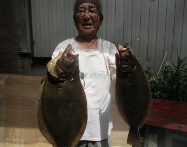 奥村釣船の2018年8月21日(火)3枚目の写真
