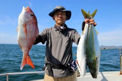 西岡遊漁の2018年8月18日(土)3枚目の写真