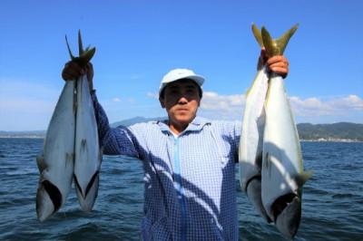 西岡遊漁の2018年8月18日(土)4枚目の写真