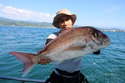 西岡遊漁の2018年8月18日(土)5枚目の写真