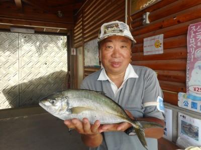 由良海つり公園&釣堀ランドの2018年8月25日(土)1枚目の写真