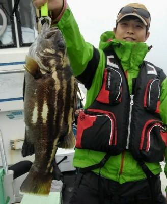 佐々木釣具店 平進丸の2018年8月26日(日)2枚目の写真