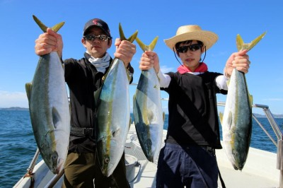 西岡遊漁の2018年8月25日(土)1枚目の写真
