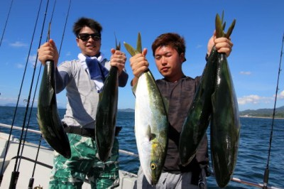 西岡遊漁の2018年8月25日(土)2枚目の写真