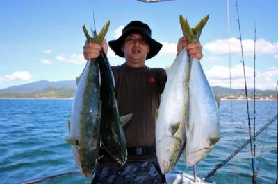 西岡遊漁の2018年8月25日(土)3枚目の写真