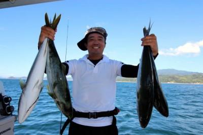 西岡遊漁の2018年8月25日(土)5枚目の写真