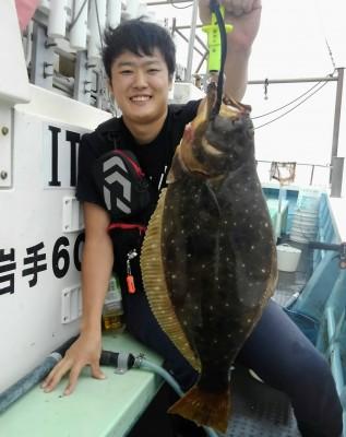 佐々木釣具店 平進丸の2018年8月29日(水)1枚目の写真