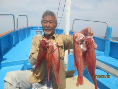 第六隆栄丸の2018年8月30日(木)1枚目の写真