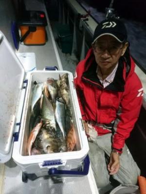 第一海友丸の2018年9月1日(土)1枚目の写真