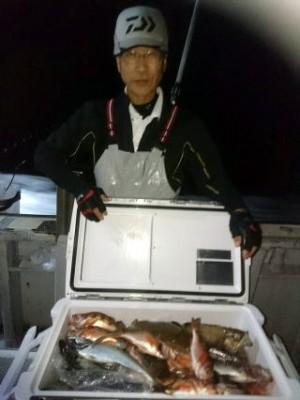 第一海友丸の2018年9月1日(土)2枚目の写真
