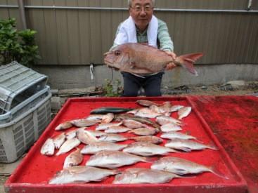 奥村釣船の2018年8月28日(火)1枚目の写真