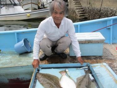 奥村釣船の2018年8月28日(火)2枚目の写真