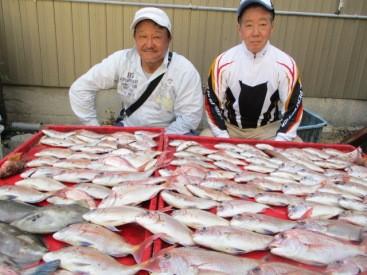 奥村釣船の2018年8月30日(木)1枚目の写真