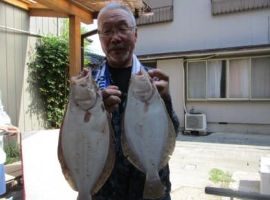 奥村釣船の2018年8月30日(木)2枚目の写真