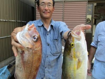 奥村釣船の2018年8月31日(金)1枚目の写真