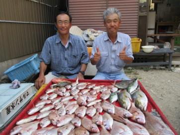 奥村釣船の2018年8月31日(金)2枚目の写真