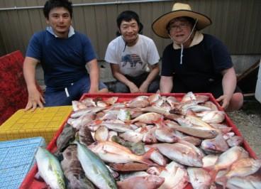 奥村釣船の2018年8月31日(金)3枚目の写真