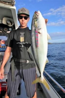 西岡遊漁の2018年8月26日(日)4枚目の写真