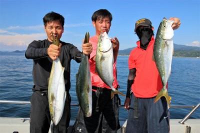 西岡遊漁の2018年8月27日(月)1枚目の写真