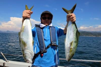 西岡遊漁の2018年8月28日(火)1枚目の写真