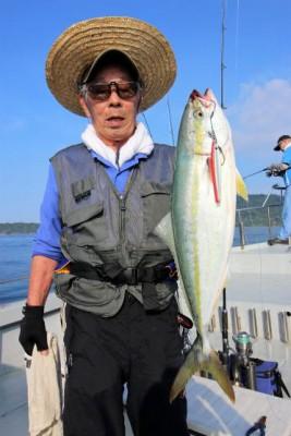 西岡遊漁の2018年8月28日(火)4枚目の写真
