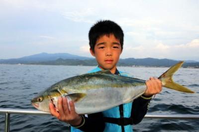 西岡遊漁の2018年8月30日(木)1枚目の写真